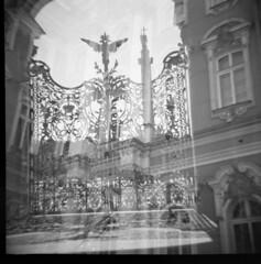 dracula (nerd_up) Tags: blackandwhite 120 film stpetersburg russia petersburg diana peterburg