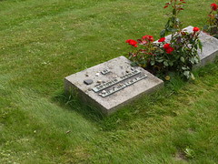 Terezin Cemetery - Grave #2 (A.Nilssen Photography) Tags: camp cemetery concentration republic czech wwii graves ww2 theresienstadt ghetto kz lager worldwar2 terezin smallfortress holcaust