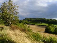 Avant l'orage (Elisaur) Tags: france landscape campagne paysages