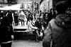 A Blether (stephen cosh) Tags: life street city people blackandwhite bw sepia mono scotland town glasgow candid streetphotography rangefinder reallife humancondition blackandwhitephotos 50mmsummilux blackwhitephotos leicam9 stephencosh leicammonochrom leicamm