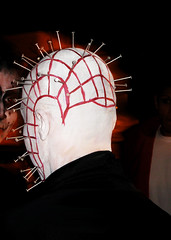 Hellraiser (Clanaty) Tags: halloween colombia films horror movies pamplona hellraiser