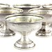 2094. Set of (6) Sterling Silver Sherbets