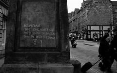 Hashtag Resistance (52/365) (Patrick_Down) Tags: uk scotland edinburgh royalmile day52 lawnmarket highst day52365 3652013 365the2013edition 21feb13