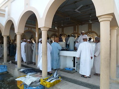Rustaq fish market (John Steedman) Tags: oman fishmarket muscat  sultanateofoman   rustaq