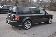"2012 Ford Flex Rear Suicide Doors • <a style=""font-size:0.8em;"" href=""http://www.flickr.com/photos/85572005@N00/8497523771/"" target=""_blank"">View on Flickr</a>"