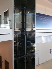 Fashion Mall Glass Elevator (ElevatorTour) Tags: glass indianapolis elevator schindler hydraulic