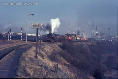 M001-04266.jpg (Colin Garratt) Tags: railroad chimney england english industry sign train mine industrial tank britain smoke engine railway british locomotive coal saddle coalmine colliery trackside ncb coaltrain uk1 no69 hunsletausterity lineside 060st blastpipe