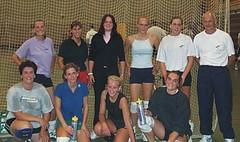 2002 Dames 2 - Tr. Jos van der Leest