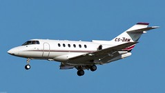 NetJets Europe - Hawker 800XP,CS-DRM (Bernd 2011) Tags: hawker netjetseurope 800xp csdrm