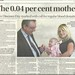 Rare Diseases Day 2013 marked on Malta Newspapers