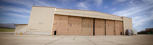 El Toro MCAS hanger