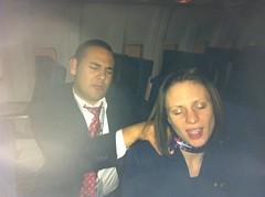Ferry Flight Shenanigans (ericfive) Tags: me heidi 767