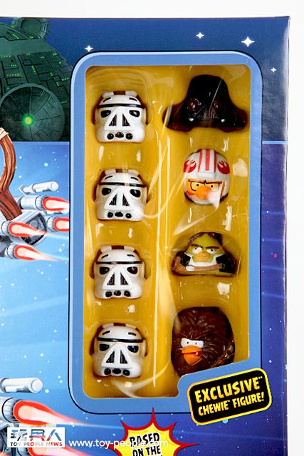 孩之寶『憤怒鳥:星際大戰』台灣地區第二波系列商品開箱報告
