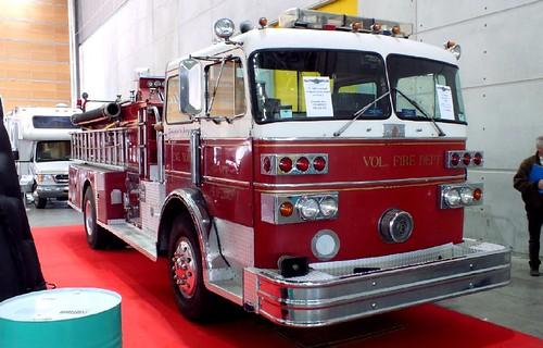 Sutphen Fire Truck 1978