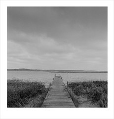 jetty (Nick Moys) Tags: suffolk jetty ilfordhp5 snape mamiyac220 iken 55mmlens riveralde moerschfinol