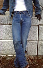 1627 (SkinTight501s) Tags: wranglers guys jeans tight levis skintight