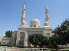 Jumeirah Mosque (Leo Koolhoven) Tags: dubai uae mosque unitedarabemirates vae moskee 2013 verenigdearabischeemiraten