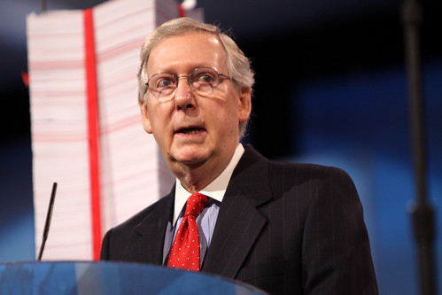 Mitch McConnell, From FlickrPhotos