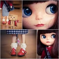 Matilda and Mini...