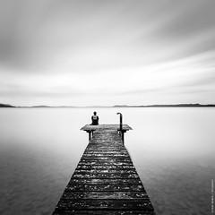 Fabulous Ponton (estetzein) Tags: longexposure lake pose switzerland lac neuchatel ponton filé longue