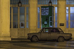 Havana Color (Mitch Ridder Photography) Tags: cuba havana havanacuba cuban island islandofcuba caribbean largestcaribbeanisland communist communistcountry ourneighbor mitchridder mitchridderphotography mitchridderphotographyallrightsreserved 2016 street streetphotography nightphotography night color cameravoyages