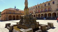 2016-8453 Soria Plaza Mayor (Wolfgang Appel) Tags: wolfgappel spanien spain espana soria plazamayor