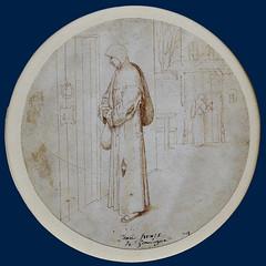 A beggar knocking on a deaf man's door (petrus.agricola) Tags: drawing pieter bruegel elder