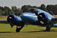 Avro Nineteen G-AHKX BAE (Richard.Crockett 64) Tags: avro nineteen anson gahkx bae britishaerospace edwardianpageant shuttleworth oldwarden bedfordshire 2016 airshow
