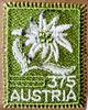 great stamp Austria 375c Edelweiss, Leontopodium alpinum, L'edelweiss, stella alpina dell'Appennino, 高山火絨草, havasi gyopár, Эдельве́йс альпи́йский (Stickgarn-Briefmarke, stamp of embroidery thread) timbre Autriche sellos Austria selos porto francobollo (stampolina, thx for sending stamps! :)) Tags: österreich postage stamps sellos selos briefmarken porto franco francobolli timbres postzegel postes selodecorreio sellodecorreo frimaerke oostenrijk zegels antspaudai frimerker znaczki znamk pulları แสตมป์ markas postestimbres timbru postapulu pulu timbresposte edelweis edelweiss leontopodiumalpinum ledelweiss stellaalpinadellappennino 高山火絨草 havasigyopár эдельве́йсальпи́йский stickgarn stamp embroiderythread flower blume fleur stickerei original grün green verde weis white