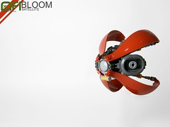 Bloom (Dead Frog inc.) Tags: lego space satellite drone espionage spy spaceship