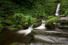 (Claire Hutton) Tags: pistyllrhaeadr waterfall water green summer le longexposure wales oswestry uk northwales trees rural stones rocks sonya6000 wideangle 10stop 10stopper ndfilter srb