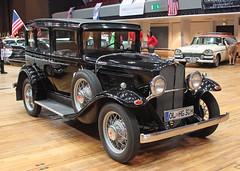 Big Six (Schwanzus_Longus) Tags: oldenburg german germany us usa america american old classic vintage car vehicle black sedan saloon pontiac big six series 630b