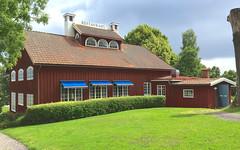 Sillegrden I (hansn (2+ Million Views)) Tags: bildstrom architecture arkitektur old gammal building byggnad sillegrden sillegarden red rd falurd vrmland vstramtervik sweden sverige