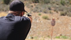 Image9 (RED ROCKS MEDIA) Tags: guns range pistol 9mm utah glock rsr targets