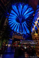 20160909 - Flickr-ThoBra69 - 009 (ThoBra69) Tags: sonycenter berlin nacht potsdamerplatz
