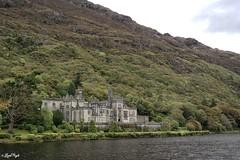 Kylemore Abbey (Lux) Tags: samsungnx2000 samsung nx2000 fogliluca lux76 nobrainstudio trip ontheroad wild ireland eire irlanda irish land green