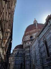 Florence (robertopugniparma) Tags: lg lgg3d855 lgg3 italy toscany florence passion photography modern church blue sun summer colours sky white beautifulplace holiday beautifuldestination love