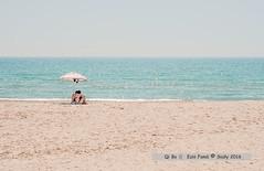 LE GRAND BLEU (The Big Blu) - it's a movie of Luc Besson, 1988. (Qi Bo) Tags: qibo sicilia sicily qibosicily qibosicilia estate summer beach sole sum vacanze holidays tempolibero freetime mare sea sunshine beltempo niceweather bathers bagnanti spiaggia sony sonycamera sonyalpha900 sonyalpha850 sonyalpha99 sonyalpha58 minoltalens zeisslens