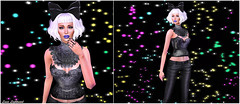 SWANK Sept. 02: You Shine It When Im Alone Home (Hanna Luna Naimarc: MVD 2016 & MVW Chile 20) Tags: byrne hannahluna secondlife outfit new swank event fashion corset collar lights constellation freebird silver colors style september elliegoulding lyrics