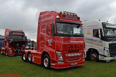 Volvo FH4 'Motward Ltd' reg M11 MPL (erfmike51) Tags: volvofh4 euro6 artic truck lorry motwardltd swedefest2016