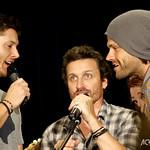 Jensen Ackles, Jared Padalecki, Rob Benedict thumbnail