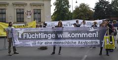 Pressekonferenz BK Kern nach #Flchtlingsgipfel (daniel-weber) Tags: bundeskanzler kern christian wien vienna balhausplatz flchtlingsgipfel gipfel treffen balkan migration