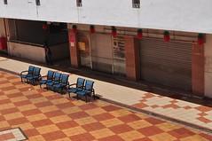 Goodbye Rocher 04 (fionatkinson) Tags: singapore asia rocher hdb flats urban demolishon old colour architecture landscape