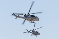 UH-1Y Venom (Trent Bell) Tags: aircraft mcas miramar airshow california socal 2016 magtf demo uh1y venom bell superhuey helicopter