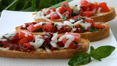 Double Tomato Bruschetta (asithmohan29) Tags: appetizersandsnacks cheese doubletomatobruschetta recipes recipesd bruschetta recipe appetizer cooking bruschettarecipe easy food easybruschetta howtomakebruschetta bruschettabread italianappetizerseasy easybruschettarecipe bruschettaappetizer bruschettatoppings
