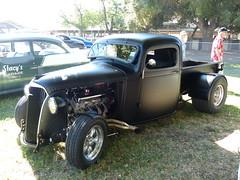 1937 Chevrolet (bballchico) Tags: 1937 chevrolet pickuptruck hotrod carshow