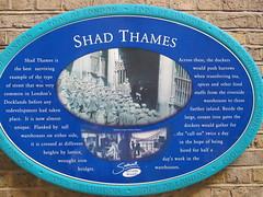 Shad Thames (jocie.uk) Tags: london history shadthames barrowbridges spicetrade