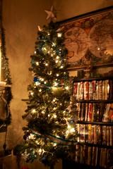 IMG_3652 (jen.dobbs) Tags: christmas decorations snow cold tree holidays december christmastree cheer letitsnow 2012 christmaswindow christmaswindow2012