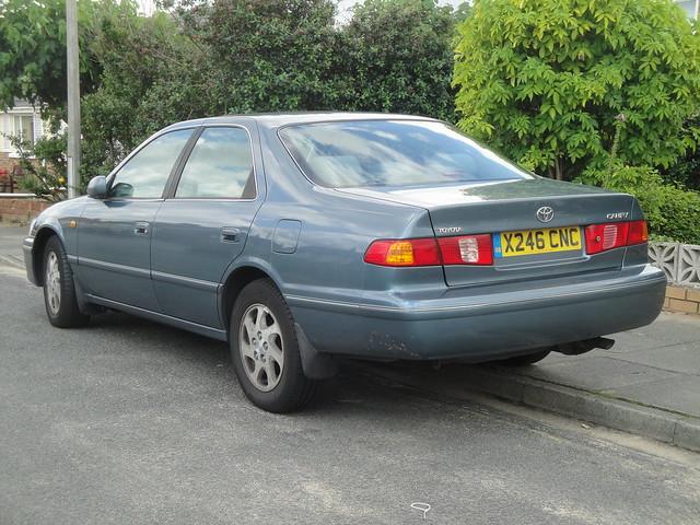 auto 2001 toyota camry v6 30i x246cnc