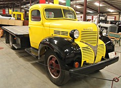 1939 Dodge TF39 1½ Ton Flatbed 3 (Jack Snell - Thanks for over 26 Million Views) Tags: ca old wallpaper classic wall museum truck vintage woodland paper antique historic vehicle dodge oldtimer trucks veteran 1939 ton flatbed hays 1½ tf39 haysantiquetruckmuseum jacksnell707 jacksnell